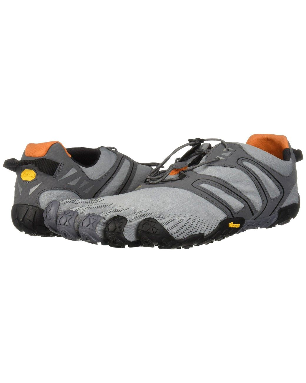 713aa66ce10db2 Lyst - Vibram Fivefingers V-trail in Gray for Men - Save 45%