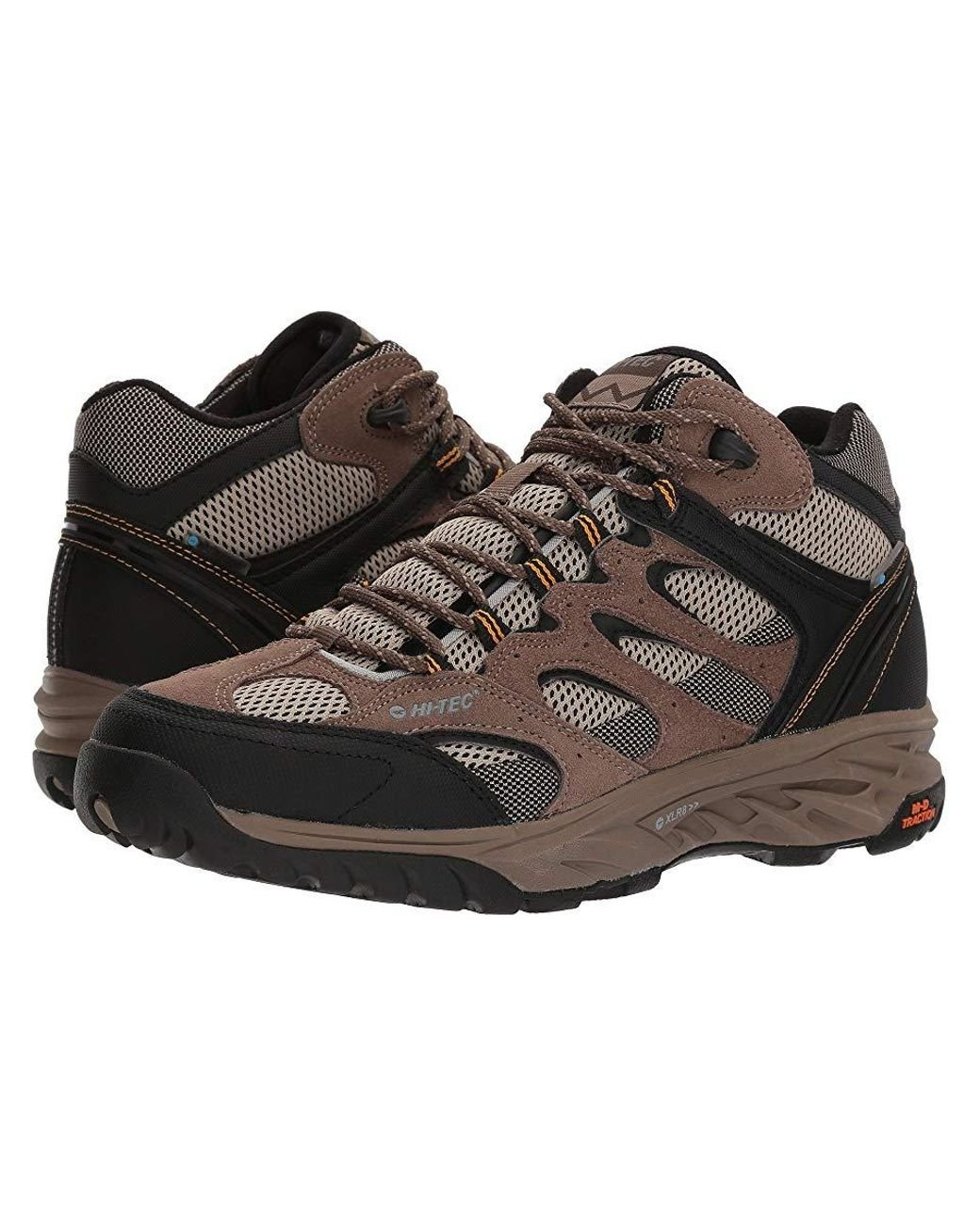 745e711b Hi-Tec V-lite Wildfire Mid I Waterproof (taupe/dune/core Gold) Hiking Boots  in Brown for Men - Save 44% - Lyst
