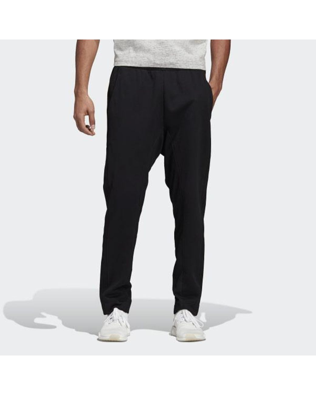 19f587d1e0a4 Lyst - adidas Pt3 Sweat Pants in Black for Men
