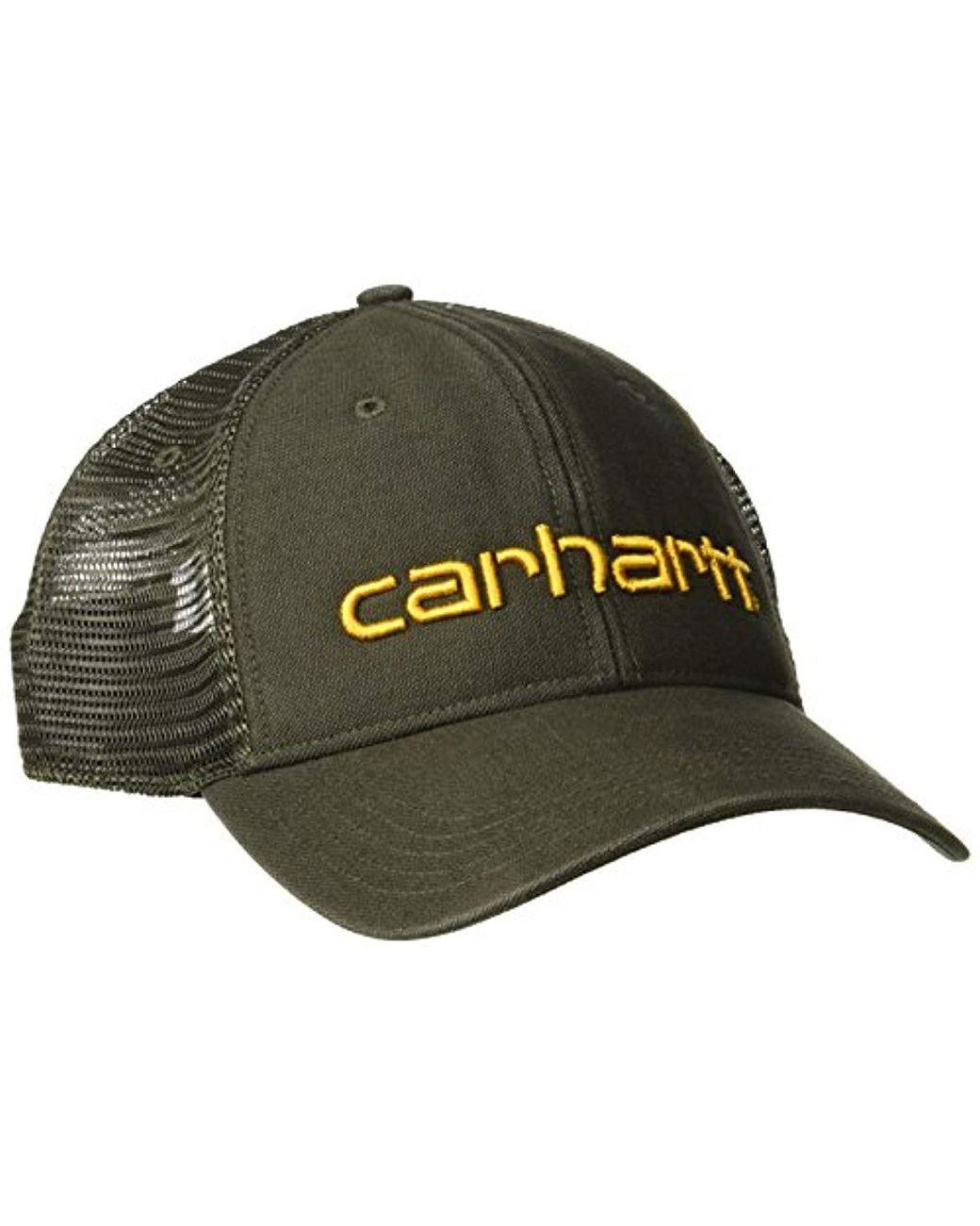 7b0b097bebb61 Carhartt Dunmore Cap in Green for Men - Save 5% - Lyst