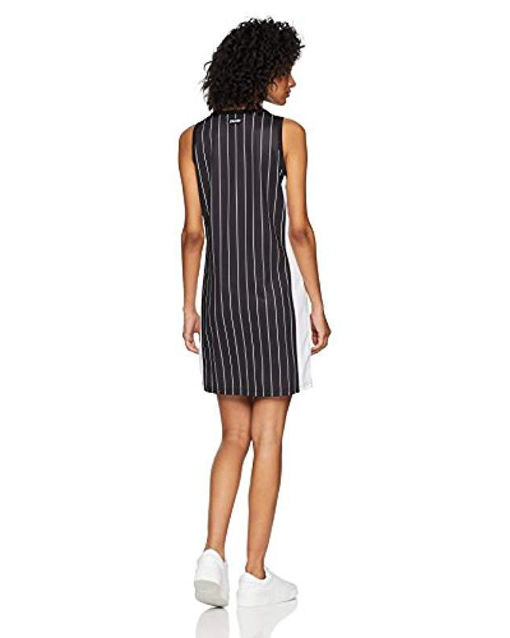 1f581f8a373 Starter Basketball Jersey Tunic Dress Amazon Exclusive In Black Lyst
