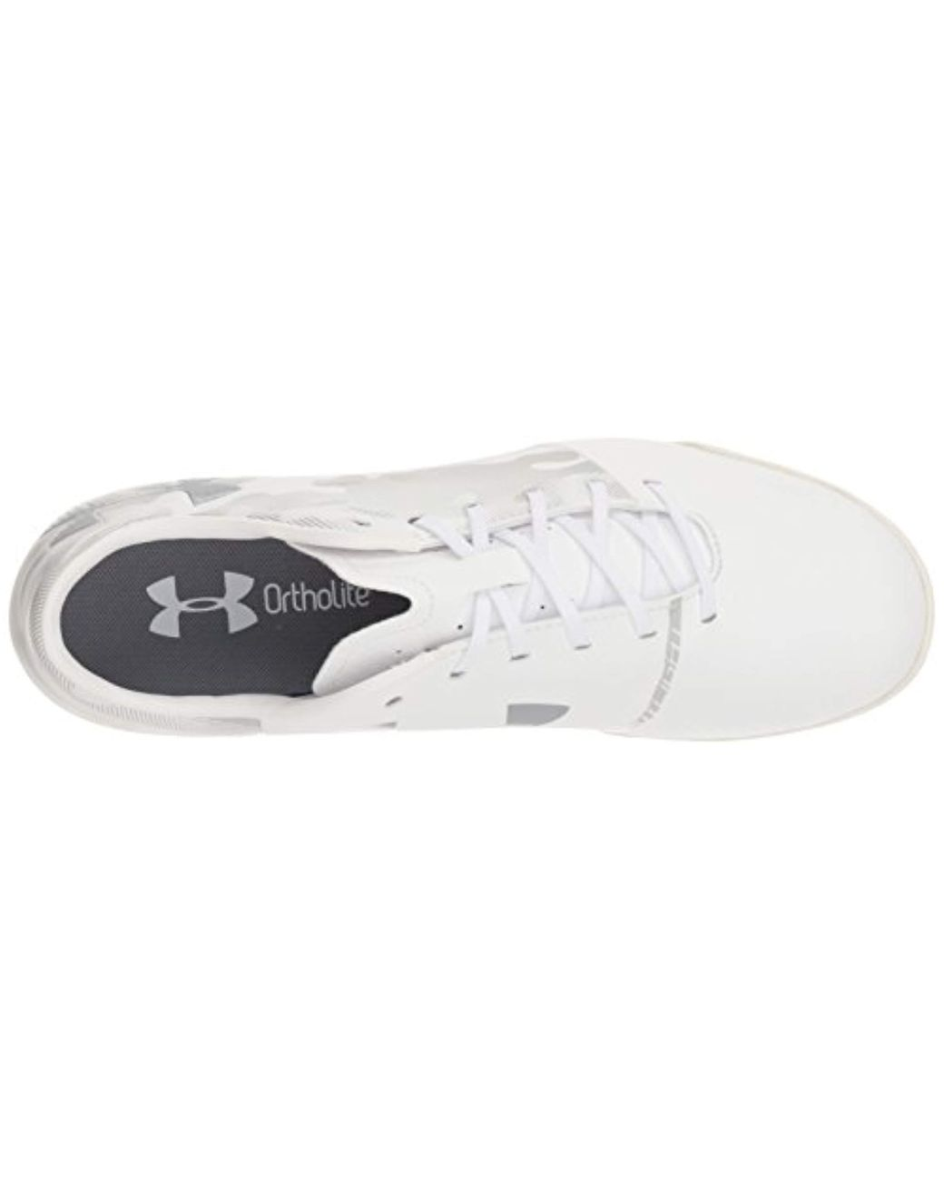 8c866b8a6e0 Lyst - Under Armour Spotlight Turf Soccer Shoe in White for Men