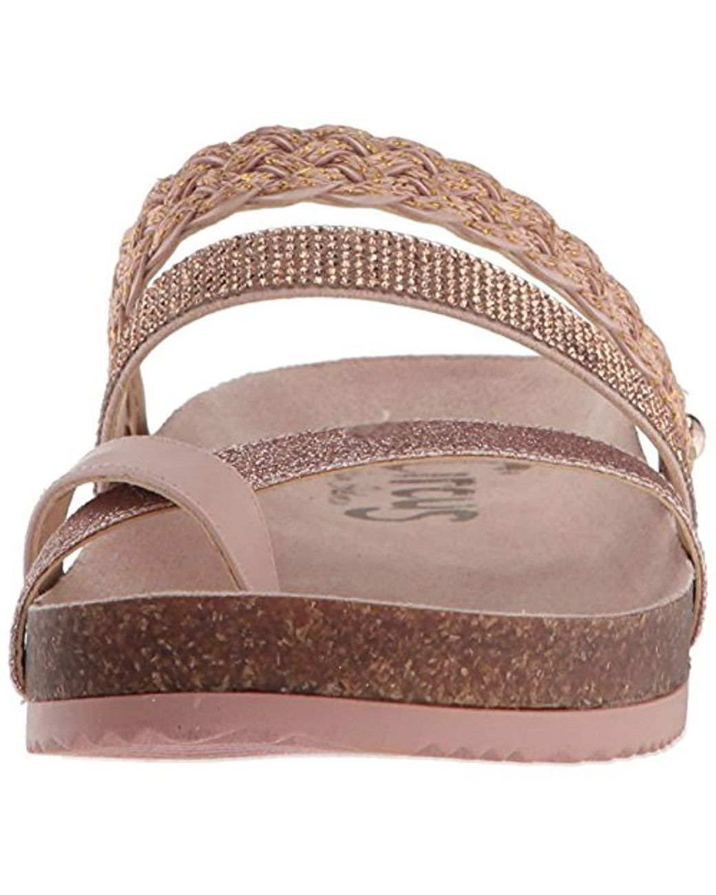 ee25cb3f7 Lyst - Circus by Sam Edelman Oakley Slide Sandal in Pink - Save 80%