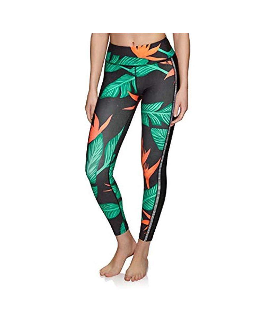 eaec758d5827e0 Hurley Hanoi Surf Leggings in Black - Save 6% - Lyst