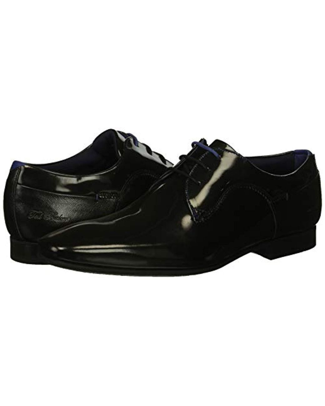 e425cc7420b2 Lyst - Ted Baker Tifipp Oxford in Black for Men