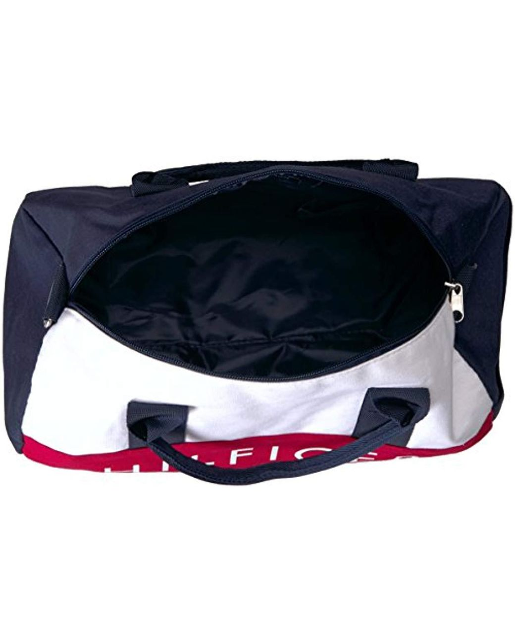 7db73ae740 Tommy Hilfiger Mini Duffle Bag Tommy Patriot Colorblock in Blue - Lyst