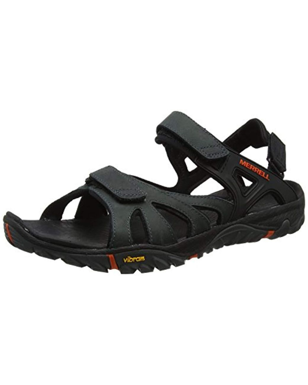 9038ca09efac Long-Touch to Zoom. Long-Touch to Zoom. 1  2  3  4  5  6  7. Merrell - Gray   s All Out All Out Blaze Sieve Convert Hiking Sandals for Men ...