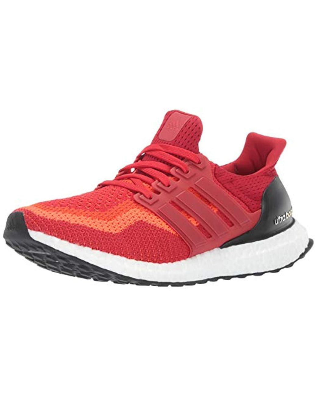 af899566dcede Lyst - adidas Performance Ultra Boost M Running Shoe in Red for Men