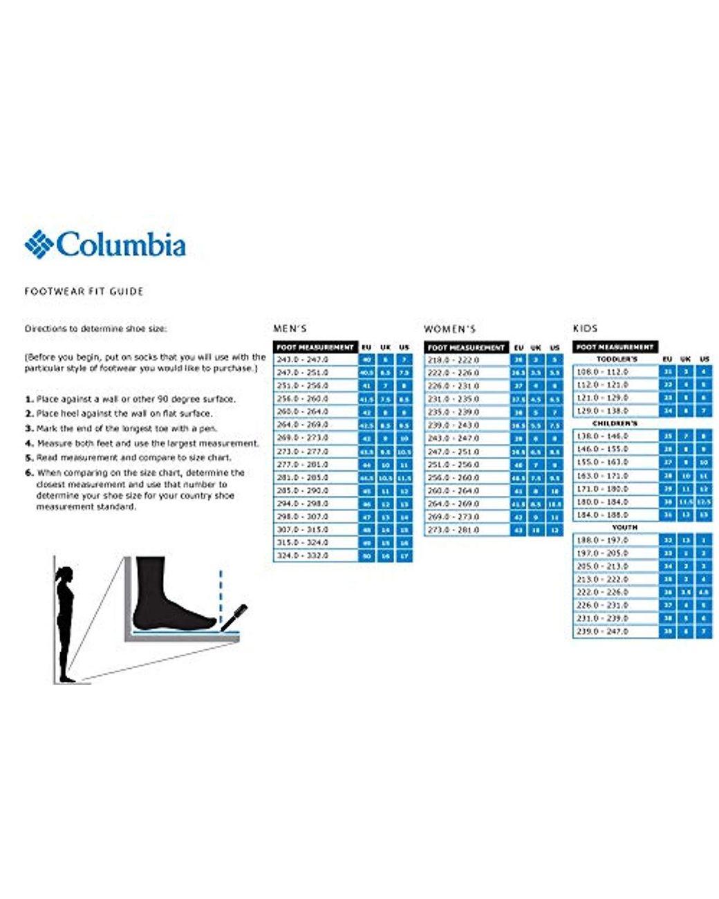 Columbia Uk Hiking 43 Slide Solana 01010 SandalsblackShark tdxhQsrCB