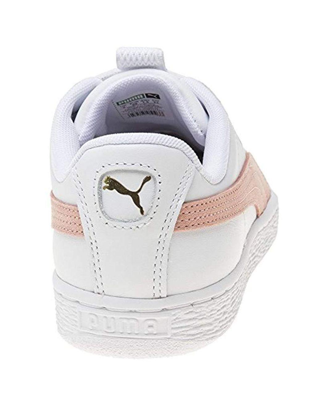 Maze Femme Basket Coloris En Blanc Wn'sSneakers Lea Puma Basses pGSzUVqM
