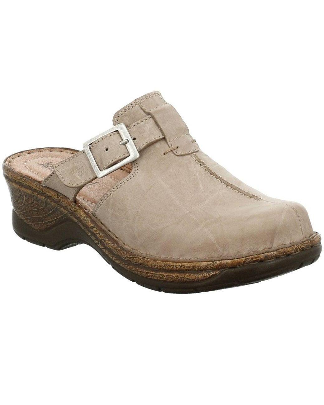 2a8ffb77c7594 Josef Seibel Catalonia 40 Womens Clog Sandals - Lyst