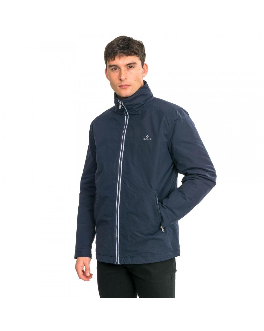 GANT Classic Blue Windbreaker Jacket