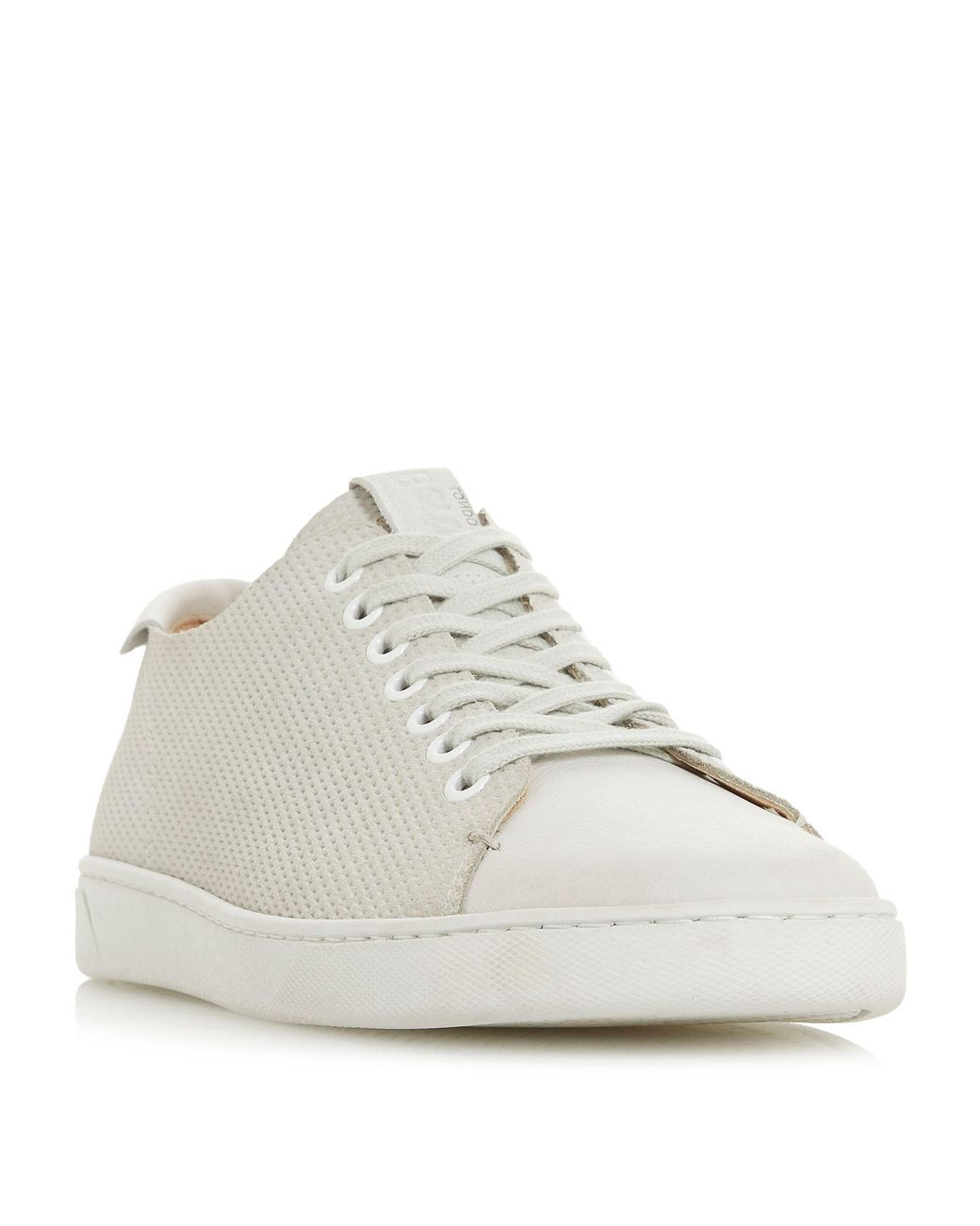 5622a5d85 Bertie Off White 'tristian Ii' Perforated Upper Lace-up Trainers in ...