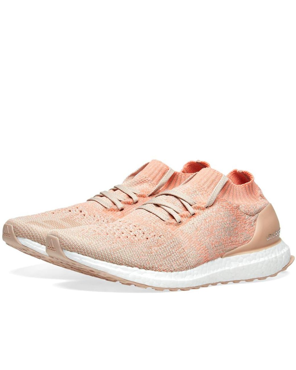e7f59668b42 Lyst - adidas Ultra Boost Uncaged W in Pink