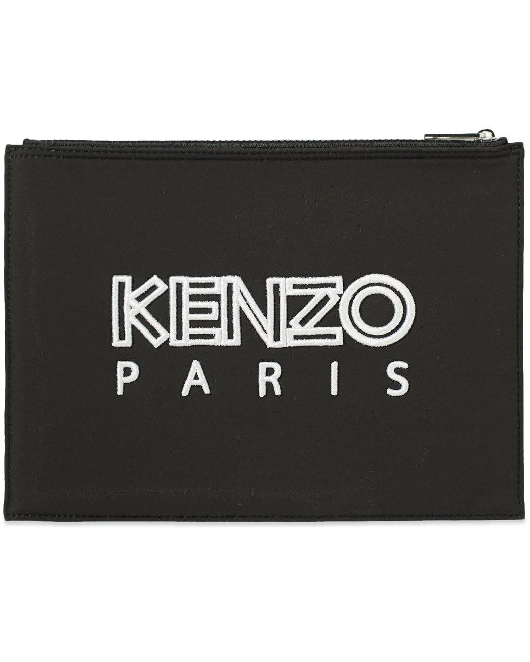 fdc6d0274ea KENZO Neon Neoprene Tiger Pouch in Black for Men - Save 7% - Lyst