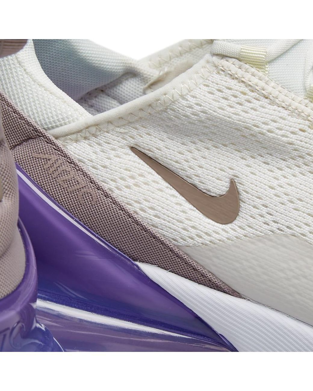 Men's Purple Air Max 270 W