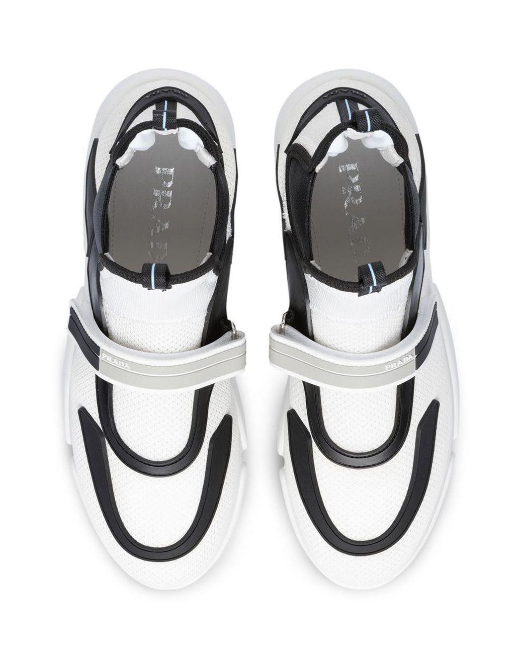 Hi top Cloudbust SneakersBlanc top Prada Hi Cloudbust dxeWBoQrCE