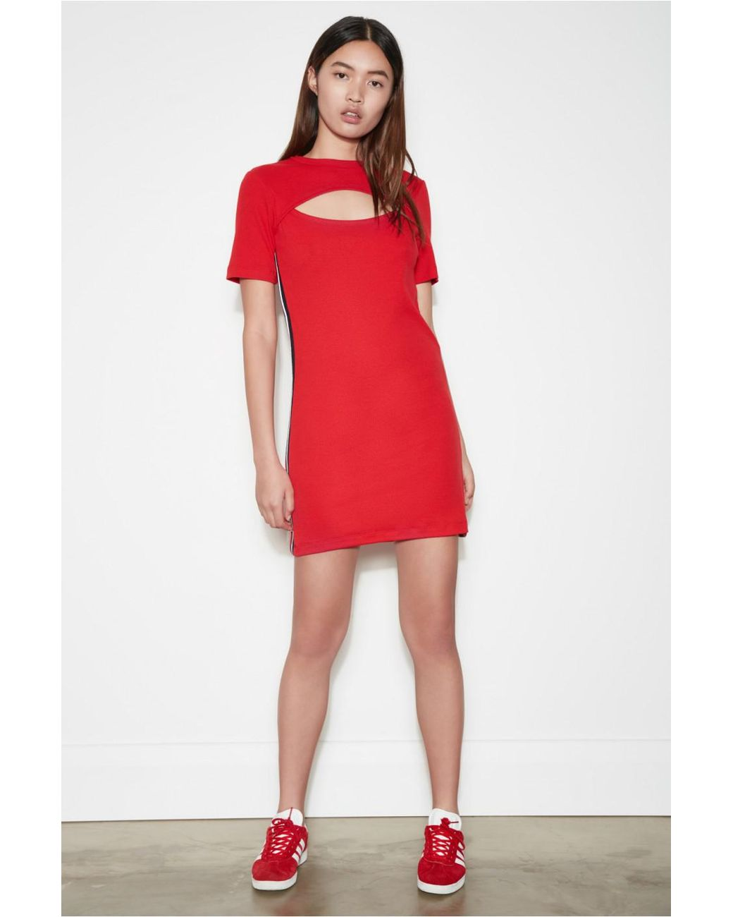 6047920e5b The Fifth Label Wayfarer Dress in Red - Save 67% - Lyst