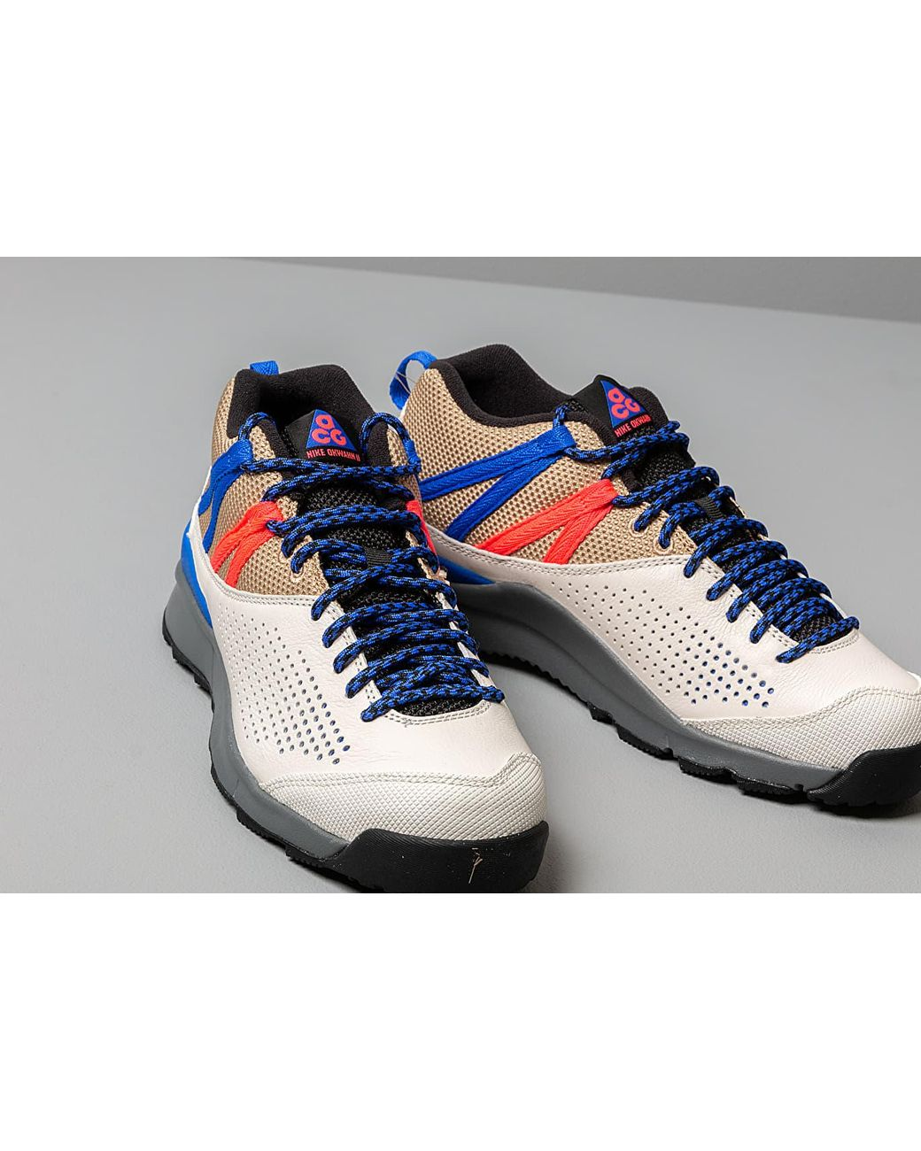 official photos 9e2de d6220 Lyst - Nike Okwahn Ii Sail  Racer Blue-racer Pink-desert in Brown for Men