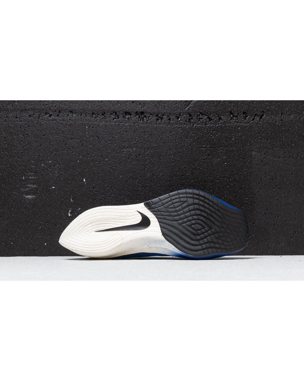 697ae5d9bec42 Lyst - Nike Vapor Street Flyknit Deep Royal  Black-college Navy in Blue for  Men
