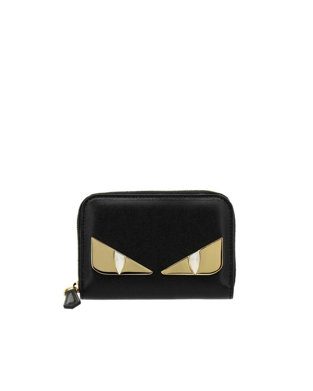 a9b0e8e73 Fendi Bag Bugs Crayons Wallet in Black - Save 46% - Lyst