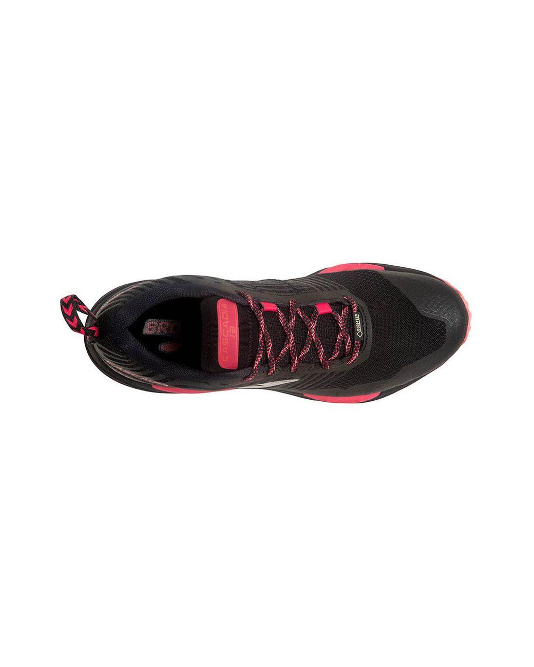 19c1b6ec8bf Lyst - Brooks Cascadia 13 Gtx Trail Running Shoe in Black - Save 1%