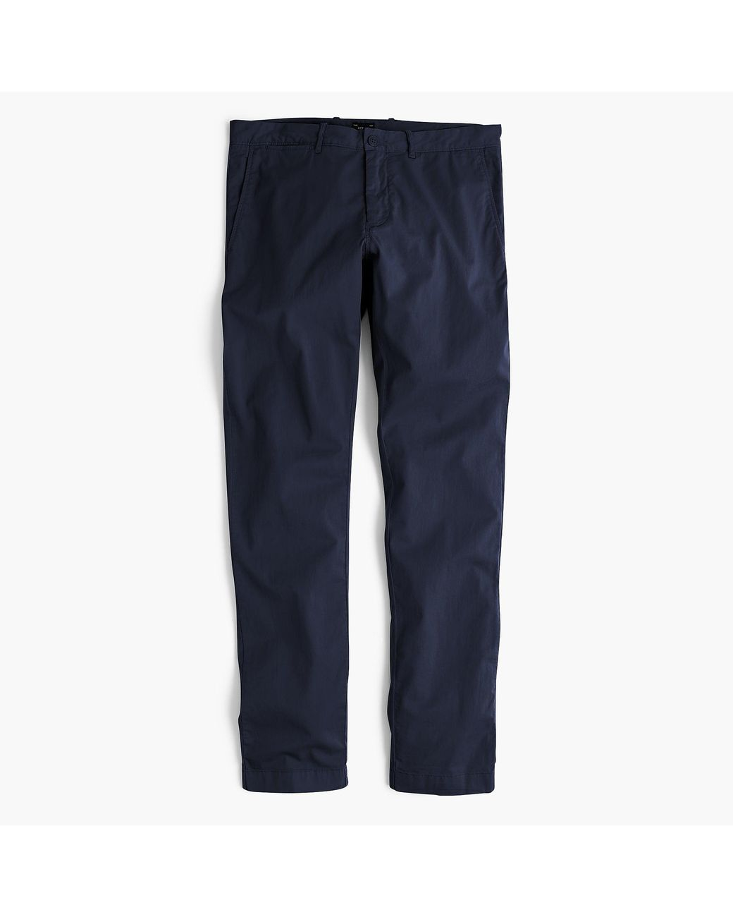 dbf6af9aa3d87d J.Crew 484 Slim-fit Lightweight Garment-dyed Stretch Chino in Blue for Men  - Lyst