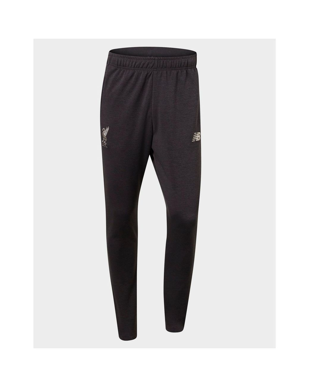 f97058bb81285 New Balance Liverpool Fc Travel Joggers in Black for Men - Lyst
