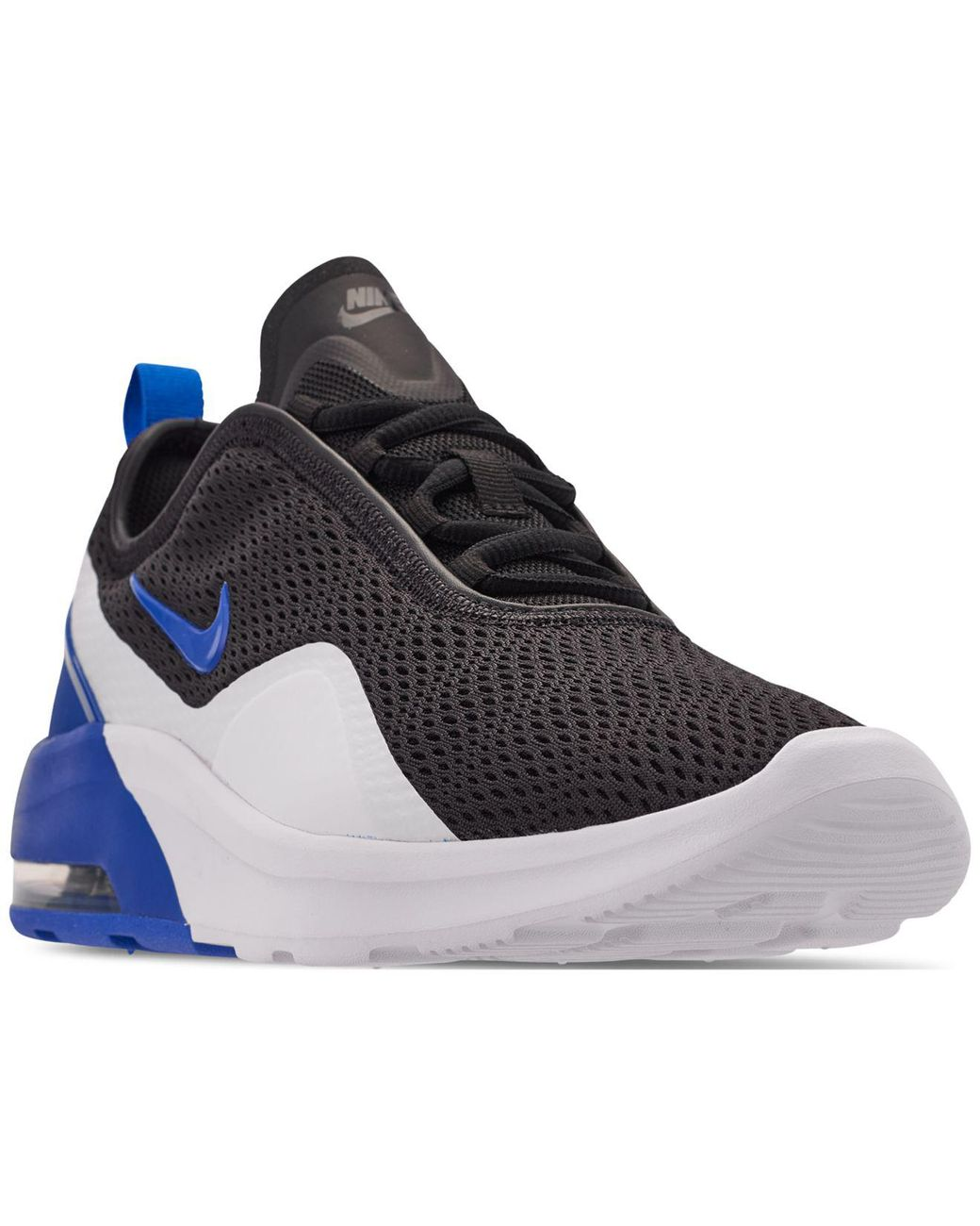 promo code 864b2 64268 Nike Air Max Motion 2 Casual Sneakers From Finish Line in Black for Men -  Lyst