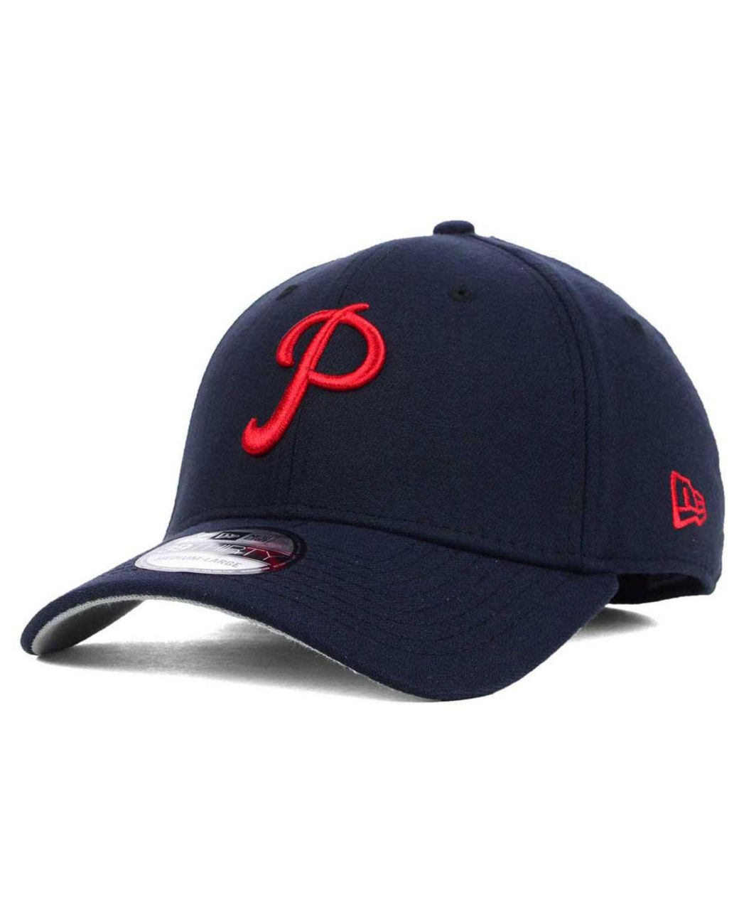 7a9757deb28 Lyst - KTZ Philadelphia Phillies Core Classic 39thirty Cap in Blue ...