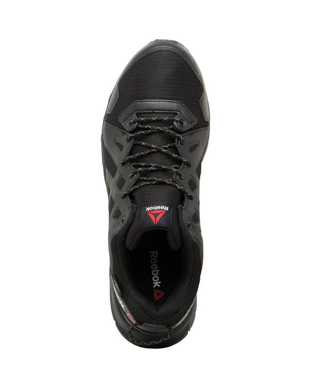 c5f8e8cc4 Reebok Les Mills Sawcut 4.0 Gore-tex Walking Shoes Black hero Yellow in  Black for Men - Save 21% - Lyst