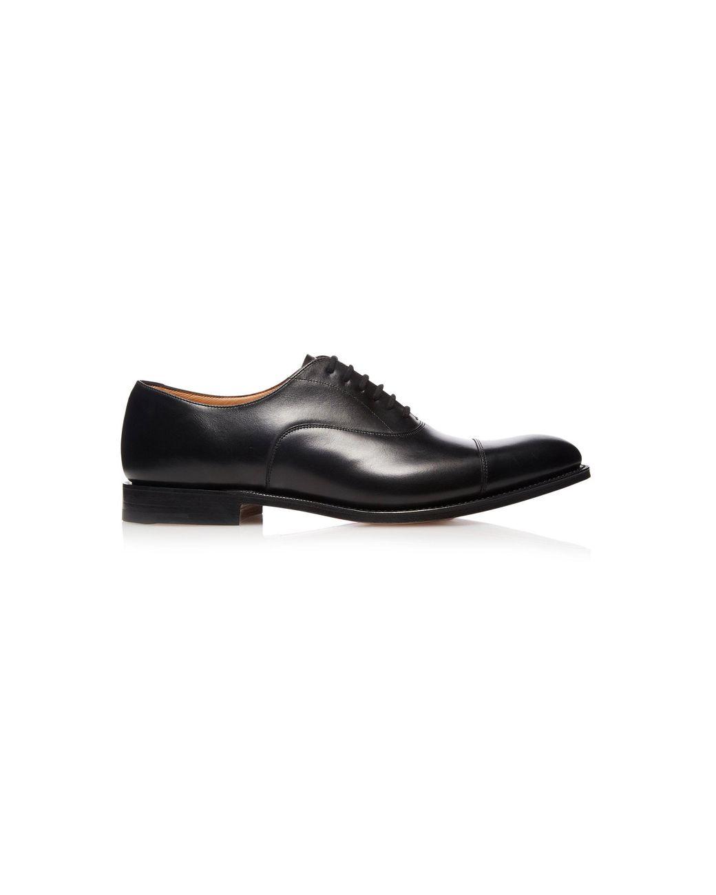 28de1f903da Lyst - Church s Dubai Leather Oxfords in Black for Men