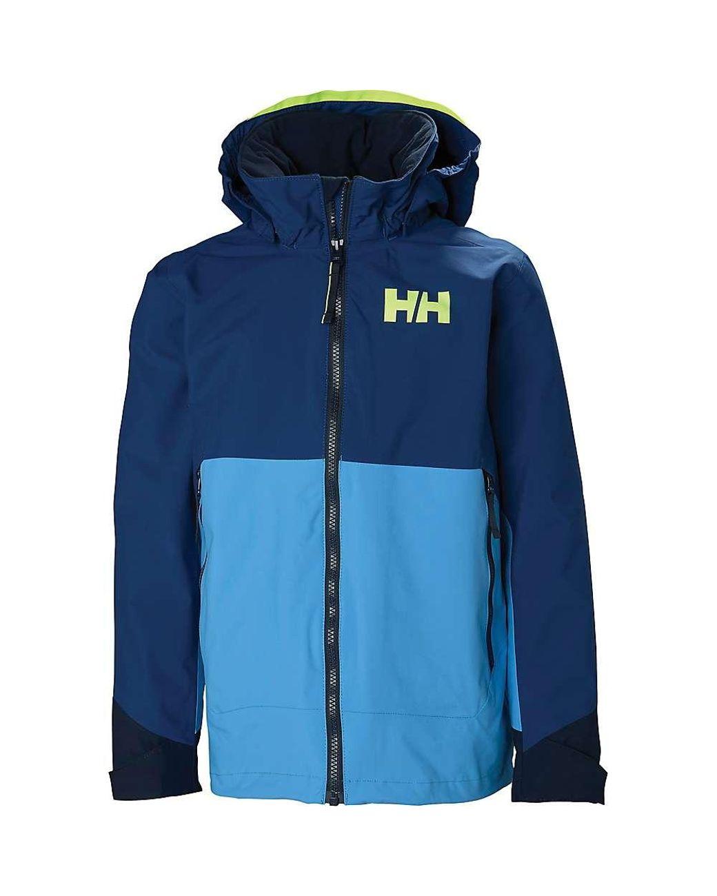 5a2efa32 Lyst - Helly Hansen Kid's Jr Ascent Jacket in Blue for Men