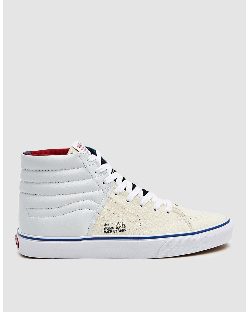 0745378508 Lyst - Vans Outside In Sk8-hi Sneaker for Men