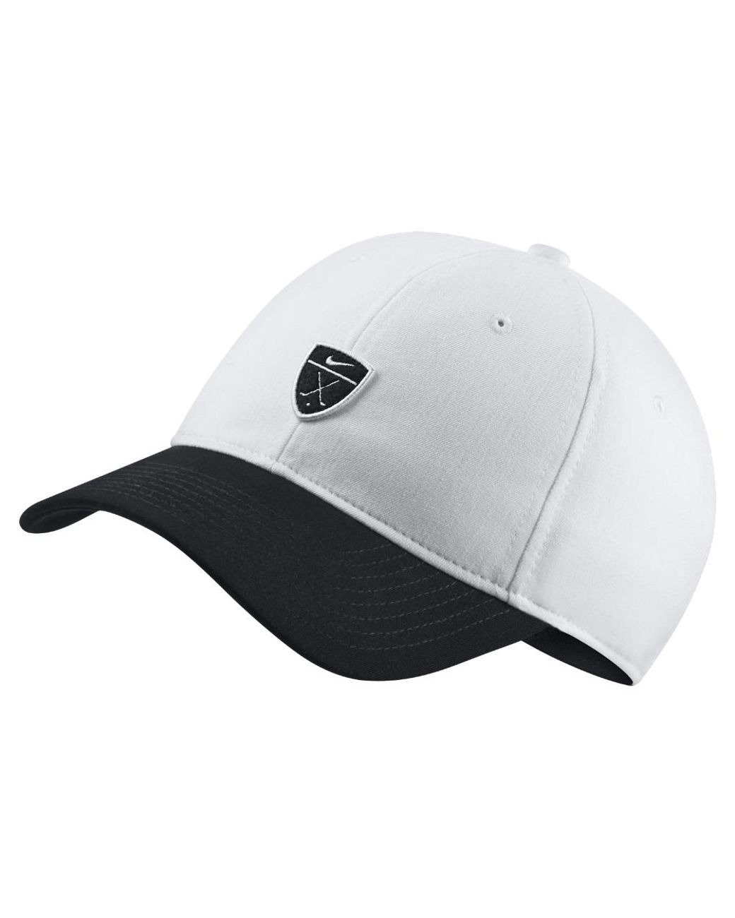 3b5af5eb6f9 Long-Touch to Zoom. Nike - Black Dri-fit Heritage86 Adjustable Golf Hat ...