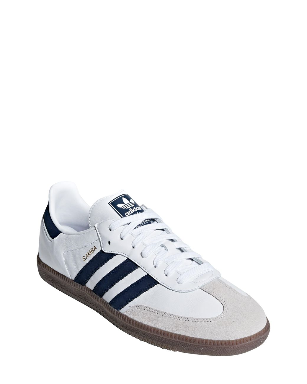 adidas samba navy