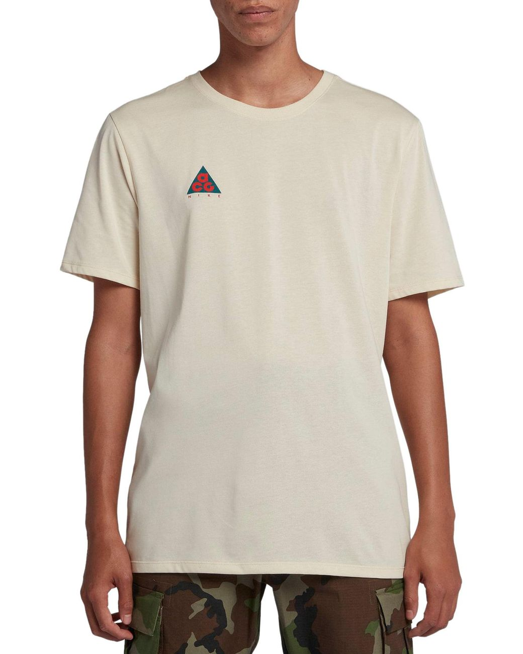 a31160196c76dc Lyst - Nike Sportswear Acg Graphic Tee in Natural for Men - Save 57%