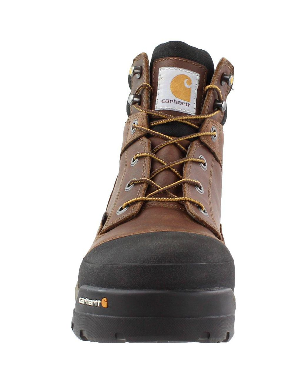 78203dcb6c Carhartt Ground Force 6 Inch Waterproof Composite Toe Work Boot in Brown  for Men - Lyst