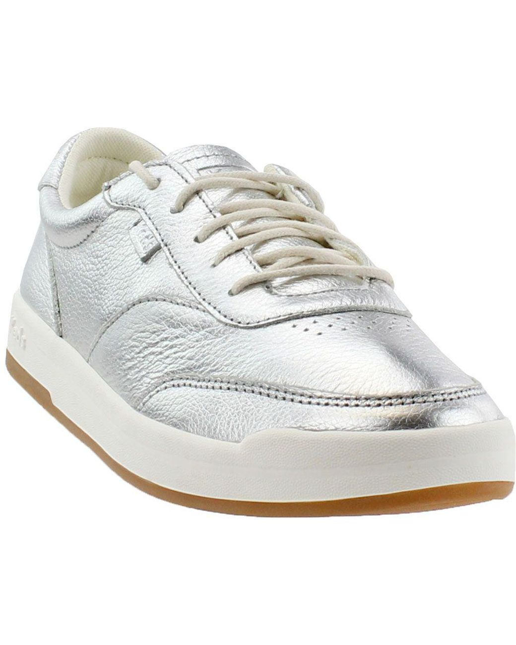 90ed2279ef5 Lyst - Keds Match Point in Metallic