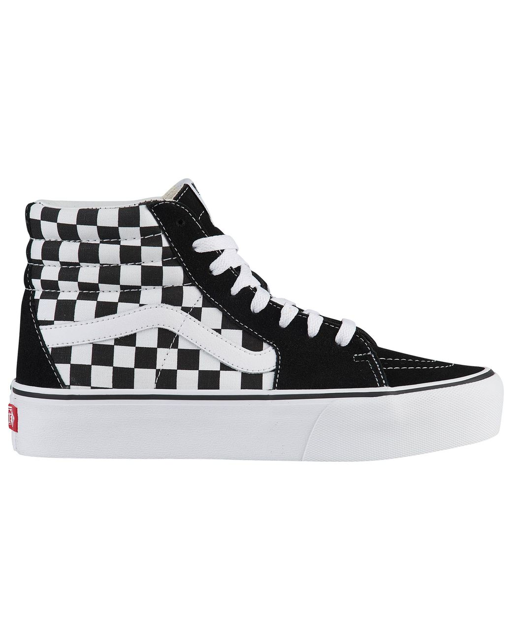 7e5f05409c4d56 Lyst - Vans Sk8-hi Platform 2.0 in Black - Save 35%