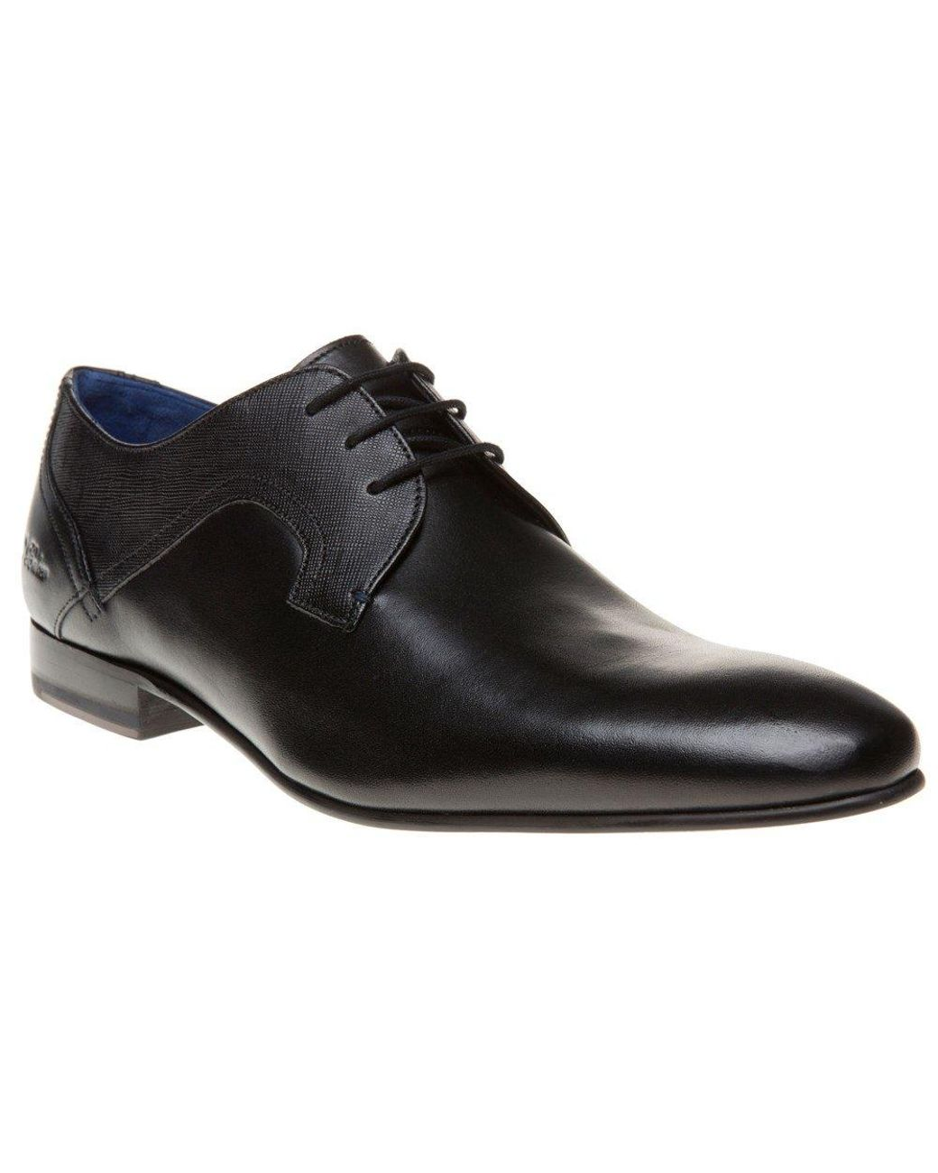 3458fe6ce81a Ted Baker Pelton Shoes in Black for Men - Lyst