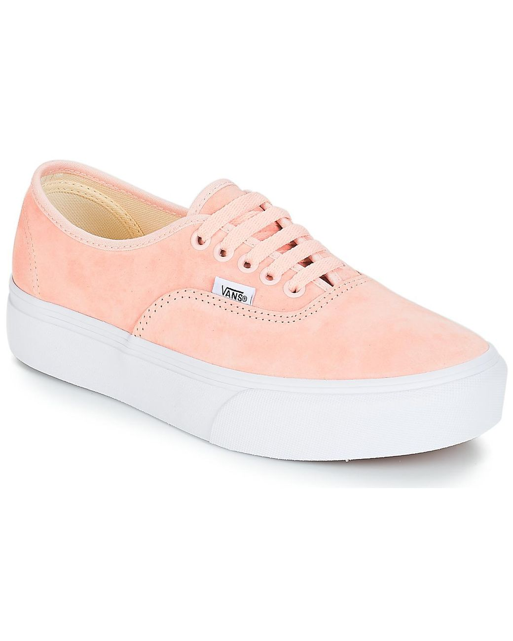 9144c43008 Vans Authentic Platform 2.0 Shoes (trainers) in Pink - Lyst