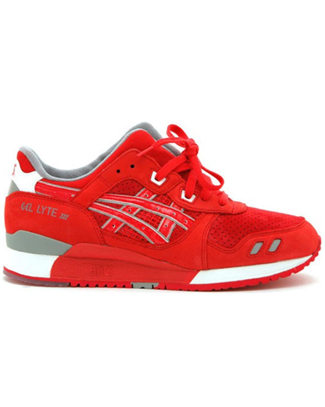 82a0bd24 Asics Gel-lyte Iii Ronnie Fieg X Nice Kicks 1.0 in Red for Men - Lyst
