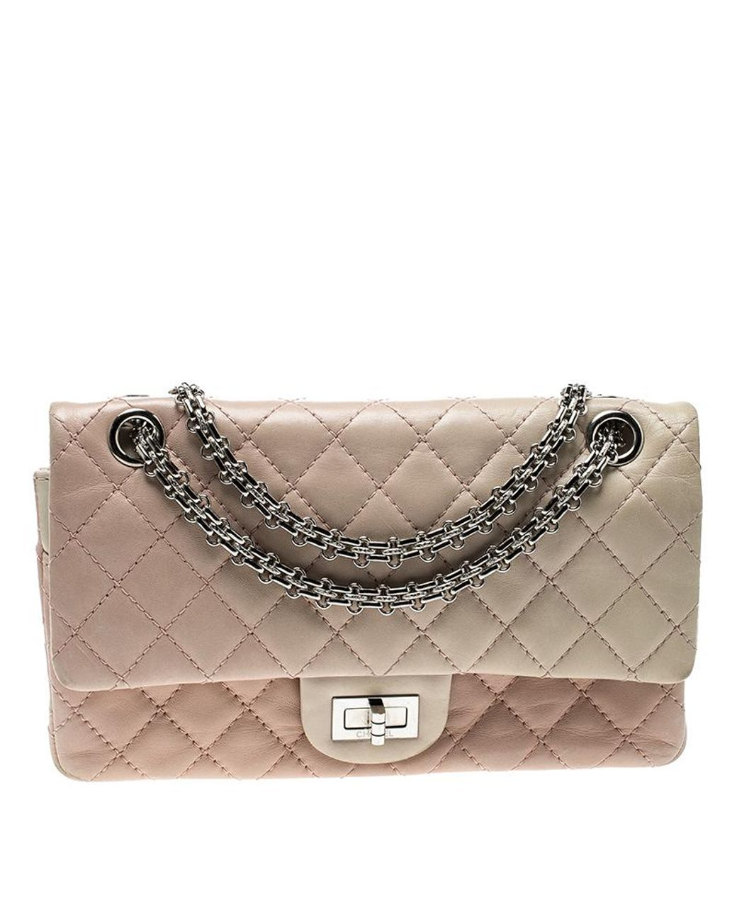 f8d908b7e7c8ac Chanel Multicolor Quilted Leather Reissue 2.55 Classic 225 Flap Bag - Lyst