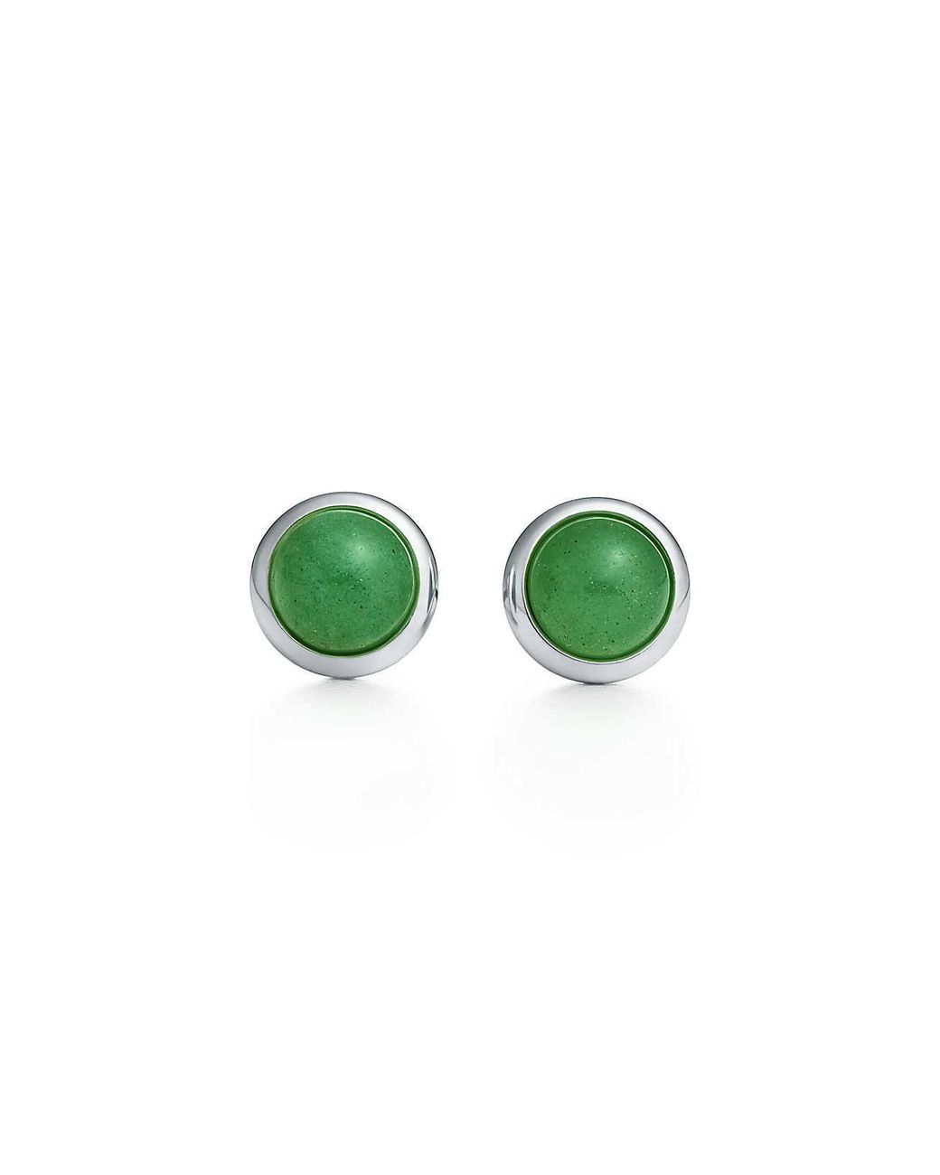 fec237ec794 Tiffany   Co. Color By The Yard Earrings in Metallic - Lyst