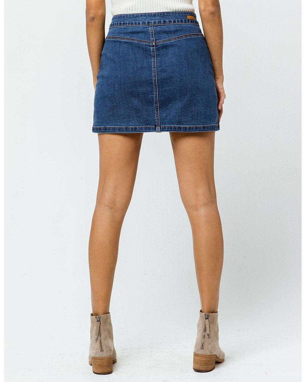a38c18ab59 Jean Skirts At Ross