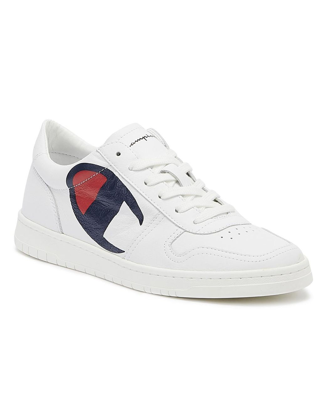 f9b883890 Champion 919 Roch Low Mens White Trainers in White for Men - Save 16 ...