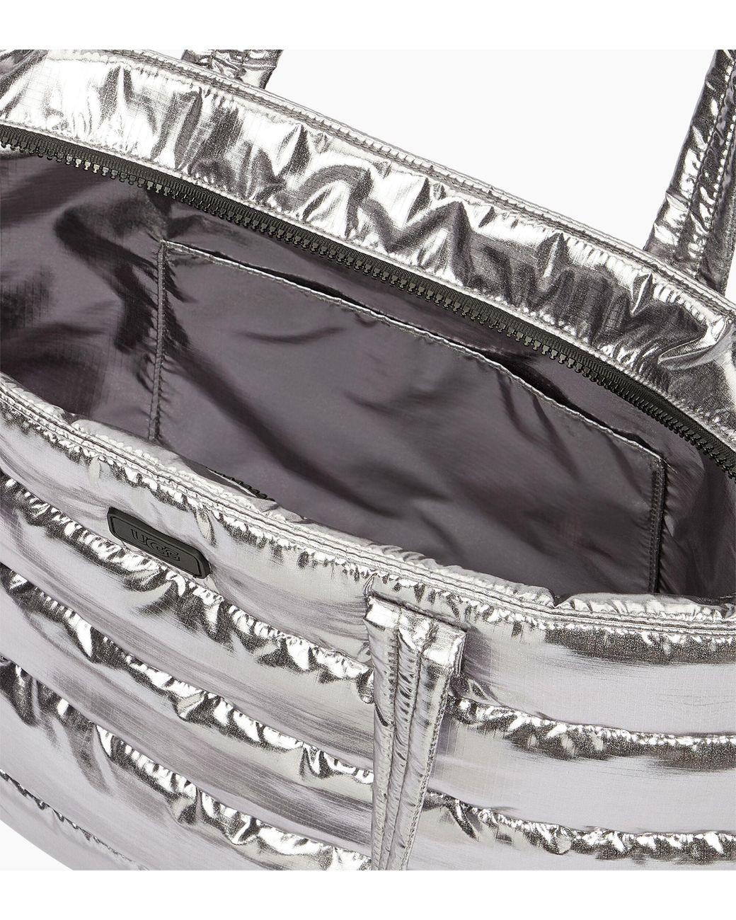 1dbed45d8c6 UGG Krystal Puffer Tote Krystal Puffer Tote in Metallic - Lyst