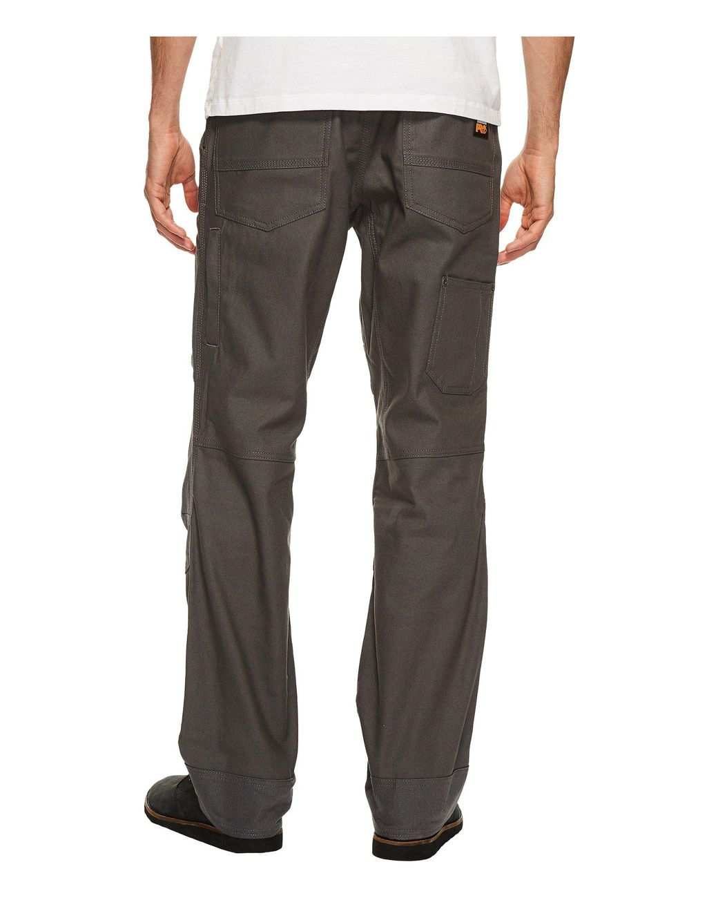 presenting great discount complimentary shipping Men's Gray Gridflex Canvas Work Pants