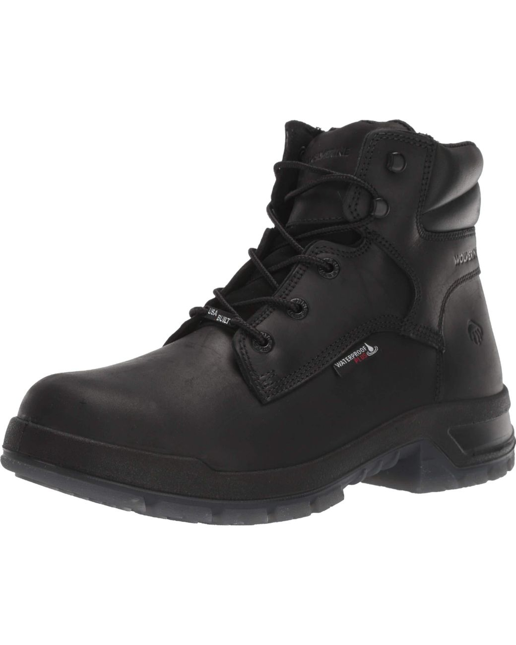 a3432cc0f29 Wolverine - Black Ramparts Carbonmax 6 Boot for Men - Lyst